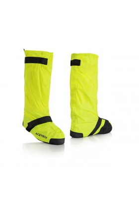 BOOT COVER RAIN 4.0 LIGHT 063 GIALLO FLUO
