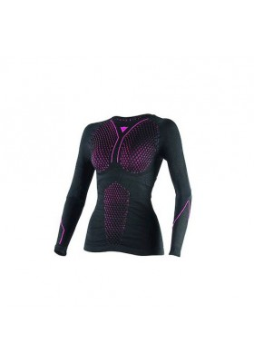 D-CORE THERMO TEE LS LADY I57 FUCHSIA