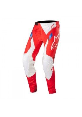 ALPINES. SUPERTECH PANTS 32 RED WHITE (3720719)