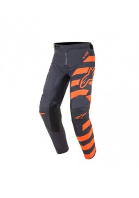 ALPINES. YOUTH RACER BRAAP PANTS 1444 ORANGE ANTHRACITE (3741419)