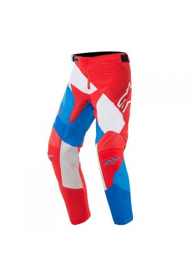 ALPINES. YOUTH RACER VENOM PANT 302 RED WHITE BLUE (3740019)