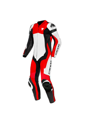 ASSEN 2 1 PC PERF. SUIT A60 WHITE LAVA-RED BLACK