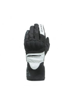AURORA LADY D-DRY GLOVES 622 BLACK WHITE