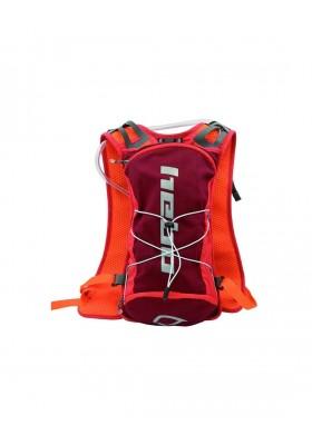 HB8000T ZAINO ORANGE HEBO SPYDER LIGHT H2O DRINK BAG