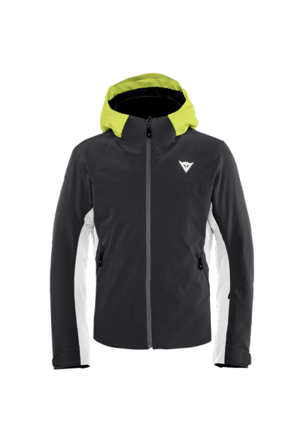 HP2 M3.1 JACKET 63B STRETCH-LIMO WHITE LIME-PUNCH