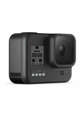 GOPRO HERO 8 BLACK (SD CARD INCLUDED)