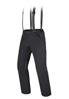 TECH-CARVE D-DRY PANTS NERO
