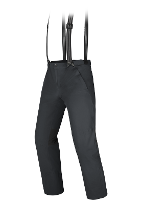 TECH-CARVE D-DRY PANTS ANTHRACITE