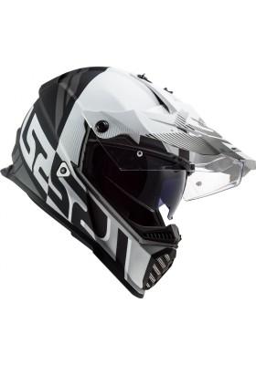 MX436 PIONEER EVO EVOLVE WHITE MATT BLACK
