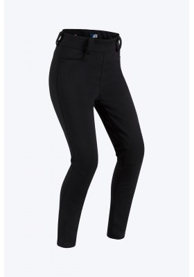 SPRING LADY COL. BLACK CORDURA PANTS