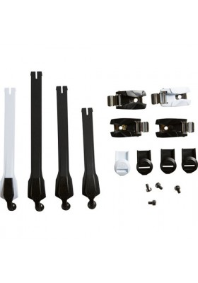 INSTINCT STRAP KIT BLACK AND WHITE (20365-018)