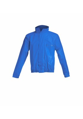 RAIN SUIT LOGO 251 BLUE NERO