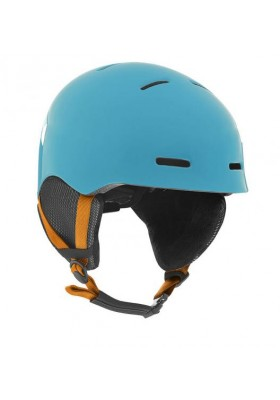 B-ROCKS HELMET BLU OCEAN ORANGE