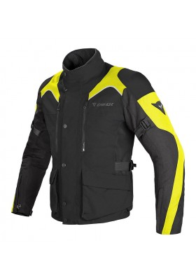 D-DRY TEMPEST JACKET YELLOW FLUO