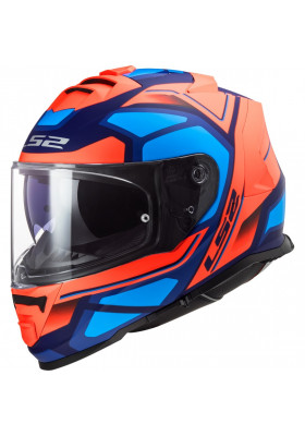 FF800 STORM FASTER FLUO ORANGE BLUE