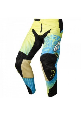 ALPINES. YOUTH CHARGER PANT 667 LIME GREEN
