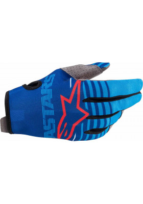 RADAR GLOVES 7007 BLUE