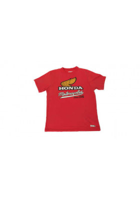 T-SHIRT HONDA ELSINORE RED (08HOV-T18-2)