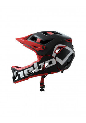 HB0301R HEBO BIKE HELMET GENESIS RED