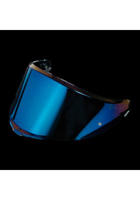 AGV VISOR SP1 AS K6 MAX PINLOCK 002 IRIDIUM BLUE MPLK