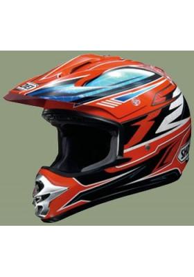 V-MOTO HOLESHOT RED