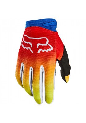 DIRTPAW FYCE GLOVE BLU/RED (24630-149)