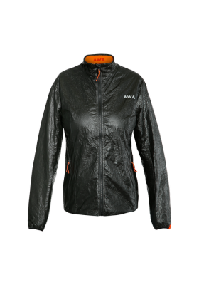 AWA-BLACK EN JACKET WOMAN 11C NINE-IRON
