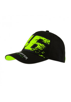 MOMCA397304 CAP BLACK VR46 MONSTER ENERGY