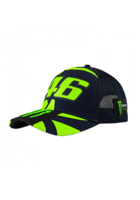 MOMCA397002 CAP VR46 TRUCKER MONSTER ENERGY