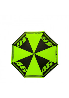 VRUUM400703 UMBRELLA SMALL VR46 THE DOCTOR