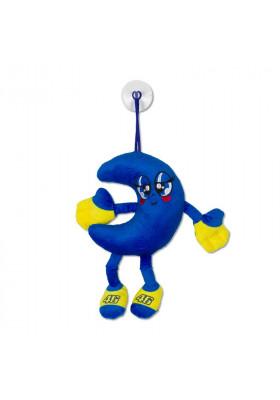 VRUTO403602 VR46 PELUCHE LUNA MOON BLUE