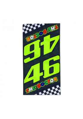 VRUNW399803 NECKWEAR VR46 UNISEX THE DOCTOR