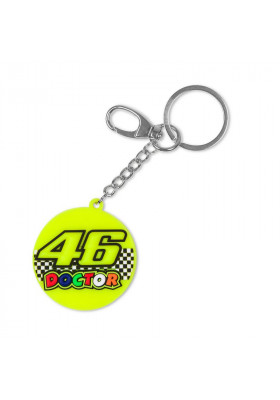 VRUKH399003 KEY HOLDER VR46 THE DOCTOR