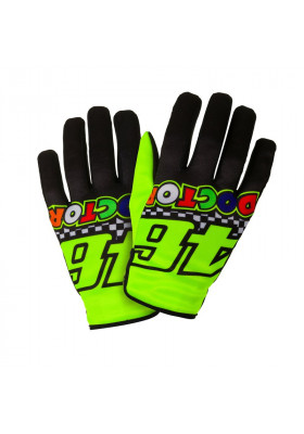 VRUGV400003 GUANTI GLOVES VR46 THE DOCTOR