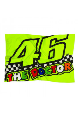 VRUFG400203 FLAG VR46 THE DOCTOR