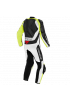ASSEN 2 1 PC PERF. SUIT Q90 BLACK YELLOW WHITE
