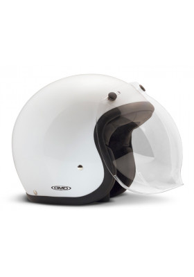 VISIERA DMD BUBBLE VISOR CLEAR