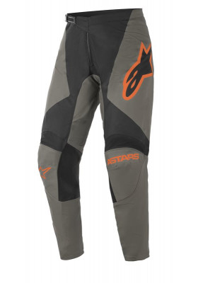 ALPINES. FLUID SPEED PANTS 9344 GRAY ORANGE (3722621)