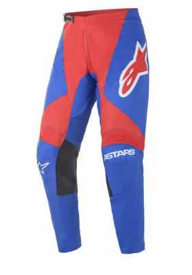 ALPINES. FLUID SPEED PANTS 7103 BLUE RED (3722621)