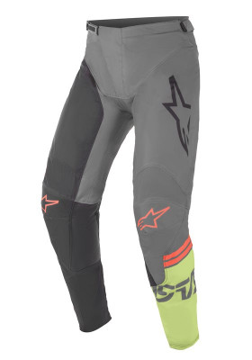 ALPINES. RACER COMPASS PANTS 1116 BLACK GREY GREEN (3722121)