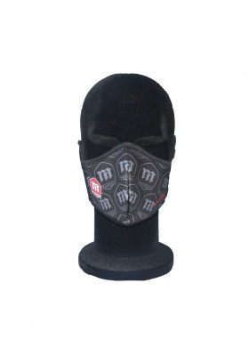 MT6100N MASCHERINA BLACK MONTESA MASK REUSABLE