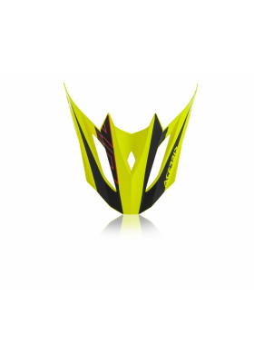 ACERBIS FRONTINO PEAK VISOR PROFILE 4 279 YELLOW BLACK