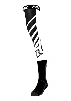 KNEE BRACE SOCK MACH ONE BLACK WHITE (25895-018)