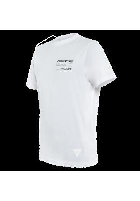 T-SHIRT ADVENTURE LONG 601 WHITE BLACK