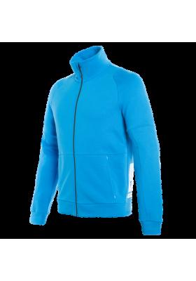 FELPA DAINESE FULL-ZIP SWEATSHIRT 35B BLUE