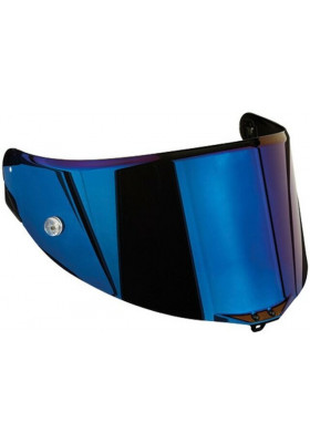 VISOR RACE 2 PISTA GP/CORSA AS 002 IRIDIUM BLUE