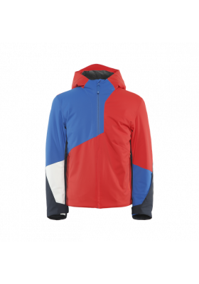 HP FLAKE RIBBO KID JACKET 31E HIGH RISK RED LAPIS BLUE DARK SAPPHIRE