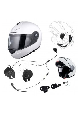 MICINTERPHOSHO16 KIT AUDIO PRO SOUND PER SHOEI NEOTEC, GT-AIR E J-CRUISE