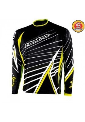 MAGLIA TRIAL RACE PRO 2015 YELLOW (HE2171)