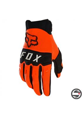 DIRTPAW GLOVE FLUO ORANGE FOX (25796-824)